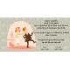 Invitacion de boda novios bailando