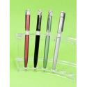 Bolóigrafos de colores franja plateada surtidos (precio unidad)
