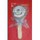 Piruleta de Jabón - Modelo 1 Azul