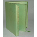 Libro de firmas en caja