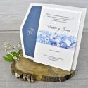 Invitacion de boda en sobre muy original