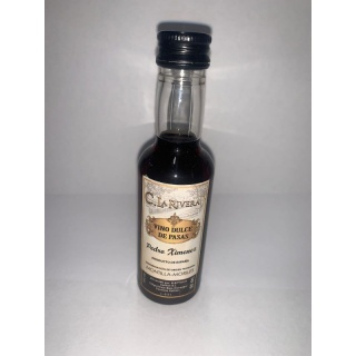 Vino Dulce de Pasas Pedro Ximénez, 50 ml