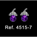 PENDIENTES COLOR REF. 4515-7