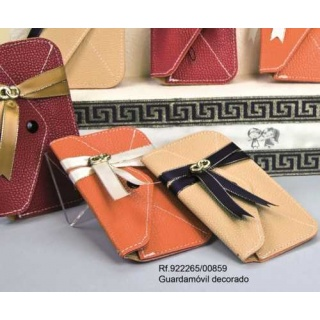 CARTERA GUARDAMOVIL CON PIN ALIANZAS