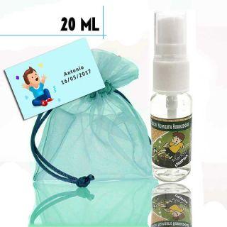 Gel Hidroalcohólico de Niño con Balón 20ml, con bolsa y tarjeta