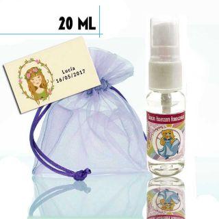 Gel Hidroalcohólico de Princesa 20ml, con bolsa y tarjeta
