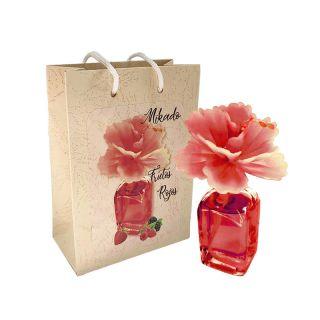 Ambientador Mikado en frasca, olor a frutos rojos, incluye bolsa