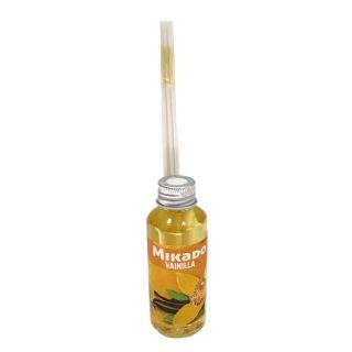 Ambientador tipo Mikado olor Vainilla, con varillas, 50 ml