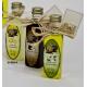 Licor de limoncello. Recipiente de plastico. (50 ml)