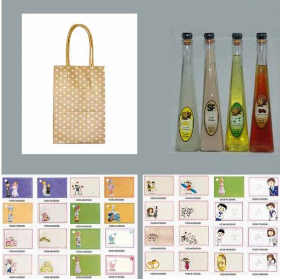 Pack Licores en bolsas originales detalles de boda