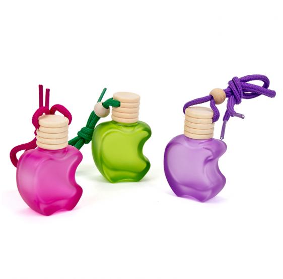 Bote perfume manzana surtido 12 ml