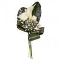 Bouquet para alfileres de novia