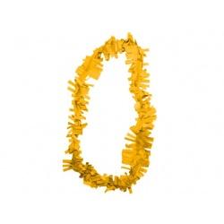 Collar oro metalizado de plástico