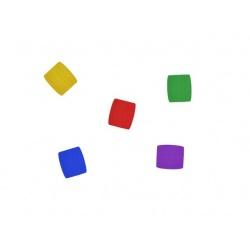 Serpentina colores surtidos 5 tiras