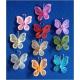Broche mariposa 4.5 cm
