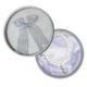 Pulsera perlas colgante + caja