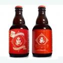 Surtido de cervezas (Pale Ale y La Siega sin glúten), para regalar en bodas