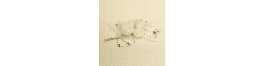 Ganchos de pelo para novia