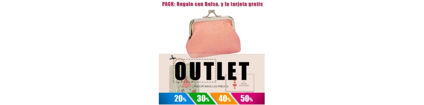 Bodas Outlet Packs Monederos Mujer