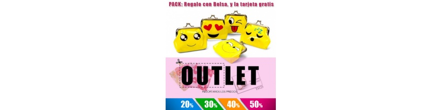 Bodas Outlet Packs de Niña