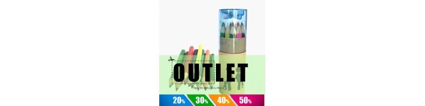 Bodas Outlet Packs Lápices y Bolígrafos Niño