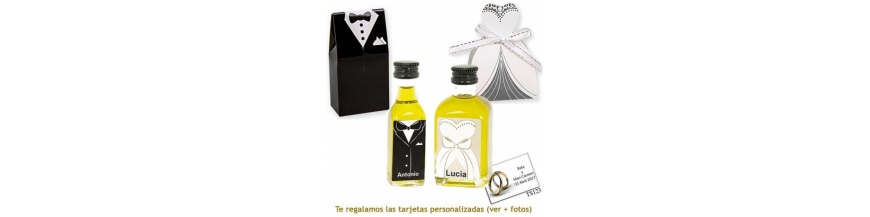 Packs de Aceite de Oliva