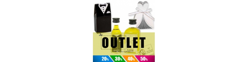 Bodas Outlet Packs Aceite de Oliva
