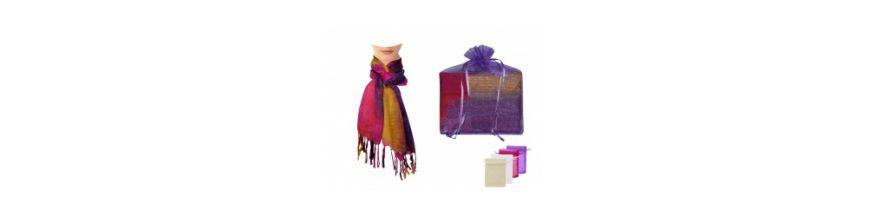 Packs pañuelos y pashminas para niña