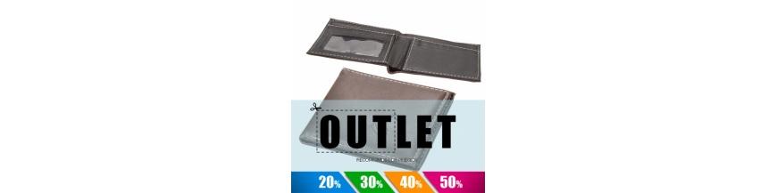 Bodas Outlet Packs carteras y blocs de notas para niño